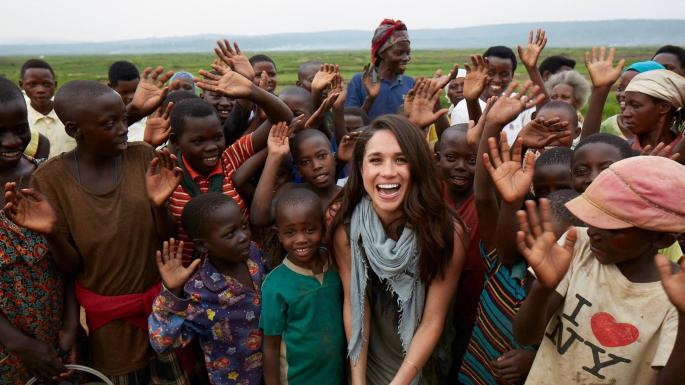 Charity Meghan Markle, Young Kids Africa